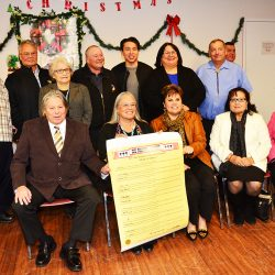 57th Six Nations Elected Council sworn in