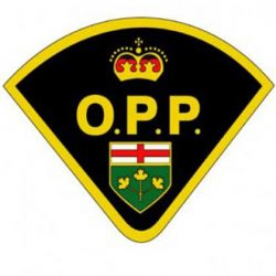 OPP AND HALDIMAND COUNTY FIRE ON SCENE FOR BARN FIRE