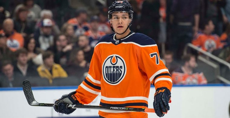 Edmonton Oilers defenceman Ethan Bear opened eyes among management following a strong training camp. (Submitted Photo)