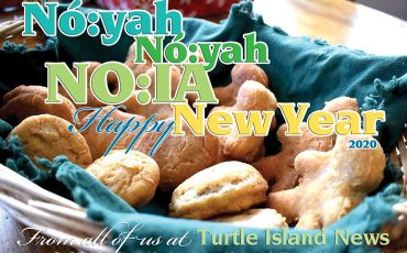 NO:IA from all of us at Turtle Island News