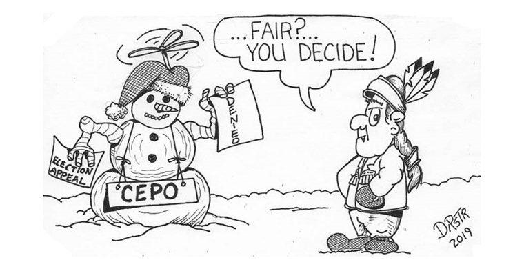 Weekly Cartoon
