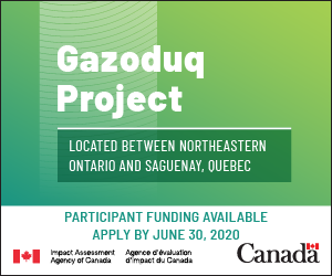 Impact Assessment Agency of Canada